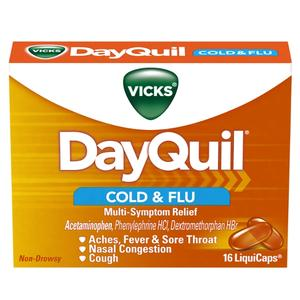 Browse Cold & Flu