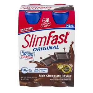Slimfast Rich Chocolate Royale