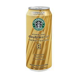 Starbucks Dbl Shot Energy - Vanilla