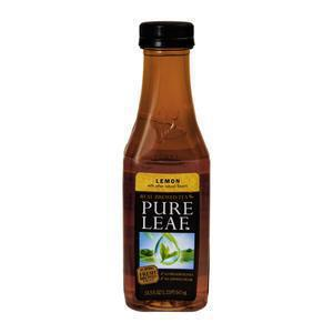 Lipton PureLeaf Iced Tea - Lemon
