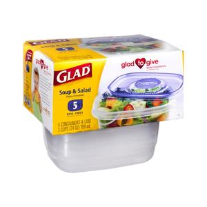 Gladware 24 oz Containers