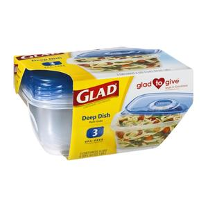Gladware 64 oz Containers