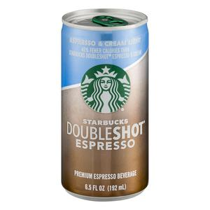 Starbucks Light Doubleshot