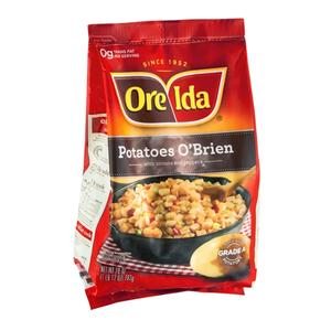 Ore Ida Diced Potatoes W/ Onions Peppers