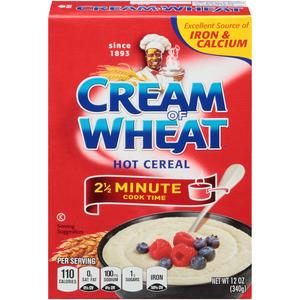Quick Cream of Wheat