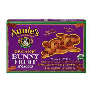 Annies Homegrown Fruit Snacks - Berry Patch