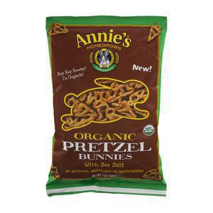 Annies Homegrown Pretzel Bunnies