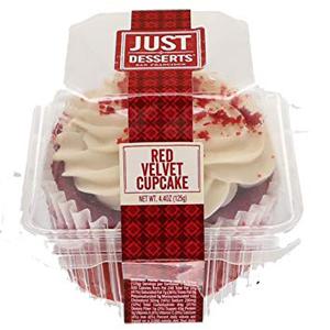 Just Desserts Cupcake - Red Velvet