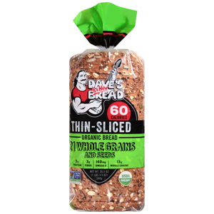 Daves Killer Bread - Thin Sliced 21 Whole Grain