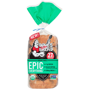 Daves Killer Bagels - Epic Everything
