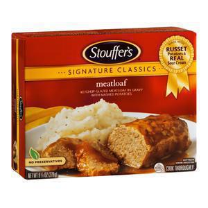 Stouffer Meatloaf