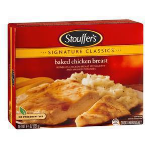 Stouffer Baked Chicken Breast