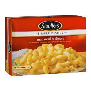 Stouffer Macaroni & Cheese