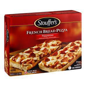 Stouffer Pepperoni Pizza