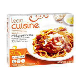 Lean Cuisine Chicken Parmesan