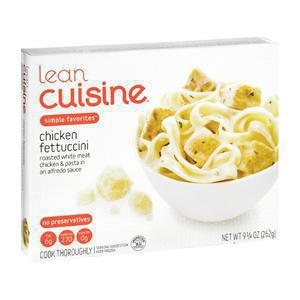 Lean Cuisine Chicken Fettucine