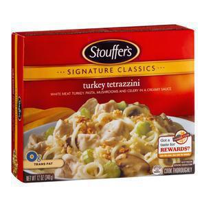 Stouffer Turkey Tetrazzini