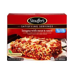 Stouffer Lasagna