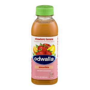 Odwalla Strawberry Banana
