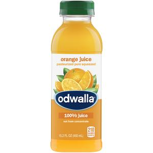 Odwalla Orange Juice