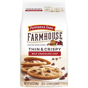 Pepperidge Farm Milk Choc Chip - Thin