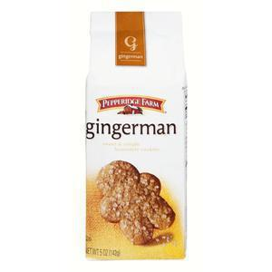 Pepperidge Farm Ginger Man