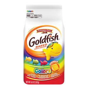 Pepperidge Farm Goldfish - Colors & Cheddar