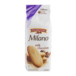 Pepperidge Farm Milk Choc Milano