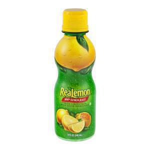 Real Lemon Juice
