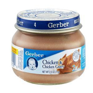 Gerber Baby - 2nd Stage Chicken