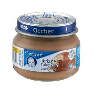 Gerber Baby - 2nd Stage Turkey