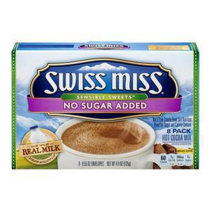 Swiss Miss Hot Cocoa - No Sugar Added