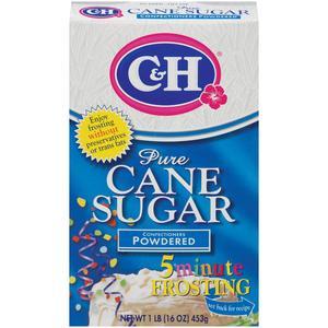 C&H Powder Sugar