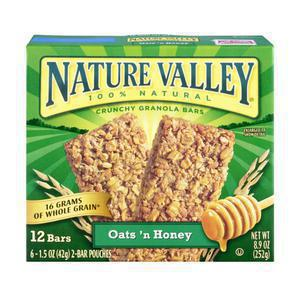 Nature Valley Oats & Honey Granola Bar
