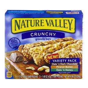 Nature Valley Variety Pack Granola Bars