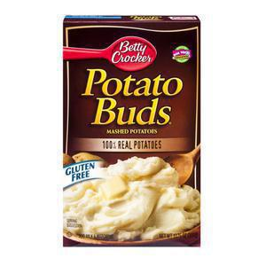 Betty Crocker Mashed Potatoes