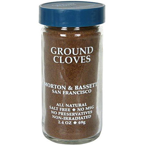 Morton & Bassett Ground Cloves