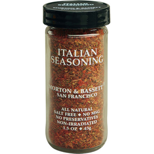 Morton & Bassett Italian Seasoning
