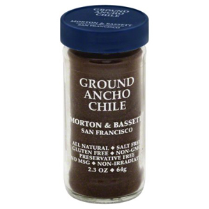 Morton & Bassett Chili Powder - Ancho