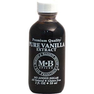 Morton & Bassett Vanilla Extract