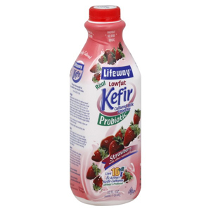 Lifeway Low Fat Kefir - Strawberry