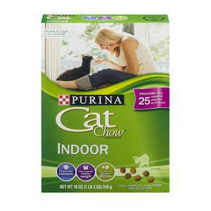 Purina Dry Cat - Cat Chow Indoor