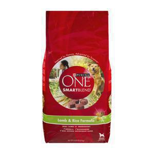 Purina One Dry Dog - Lamb & Rice