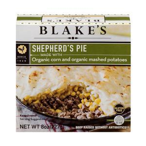 Blakes Organic Shepherds Pie