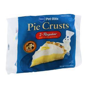 Pillsbury Frozen Pie Crust