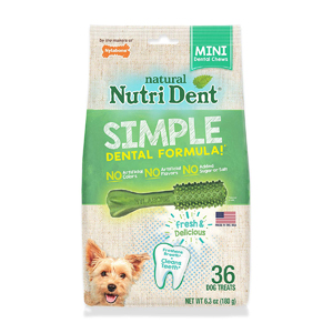 Nylabone Nutri Dent Dog Treats