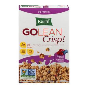 Kashi GoLean Cereal - Toasted Berry Crumble
