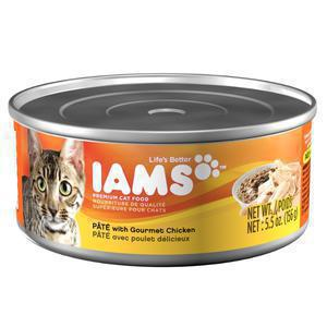 Iams Canned Cat - Chicken Pate