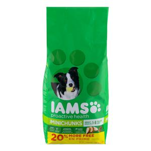 Iams Dry Dog - Minichunks