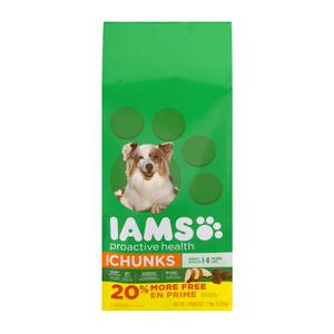 Iams Dry Dog - Chunks